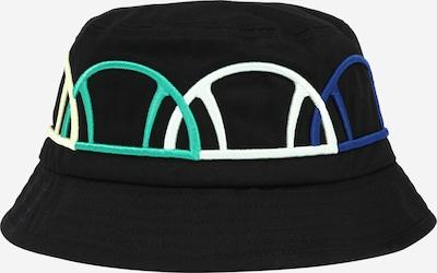 ELLESSE Hut 'Pinala' in blau / jade / schwarz / weiß, Produktansicht