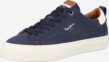 Sneaker bassa 'YOGI' di Pepe Jeans in blu