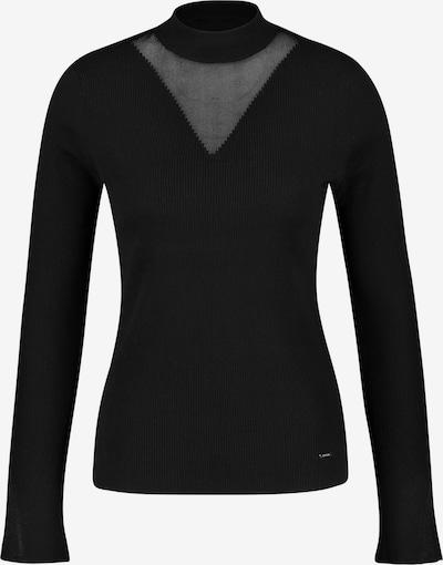 TAIFUN Pullover in schwarz, Produktansicht