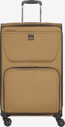 Stratic Koffer in gold, Produktansicht