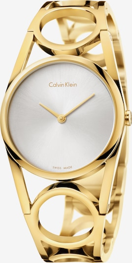 Calvin Klein Analoog horloge in de kleur Goudgeel, Productweergave