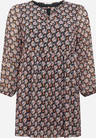 Z-One Haljina 'Rita' u plava / narančasta / crna / bijela, Pregled proizvoda