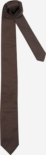 Tiger of Sweden Cravate 'TOWER' en bordeaux / blanc, Vue avec produit