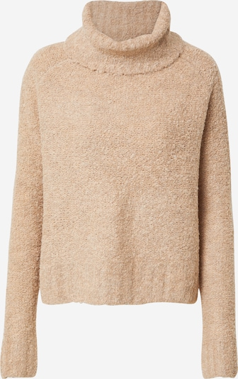 ONLY Pullover  'OLIVIA' in camel, Produktansicht