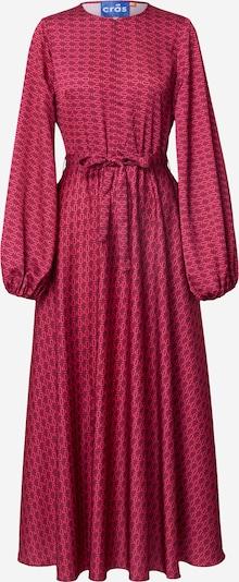 Crās Jurk 'Laicras' in de kleur Pink / Donkerroze, Productweergave