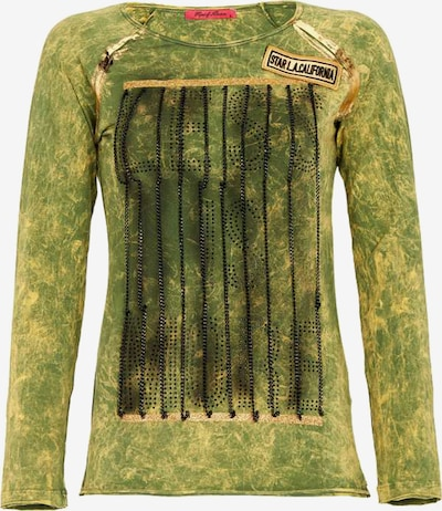CIPO & BAXX Sweatshirt in khaki, Produktansicht