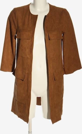 H&M Blusenjacke in XS in braun, Produktansicht