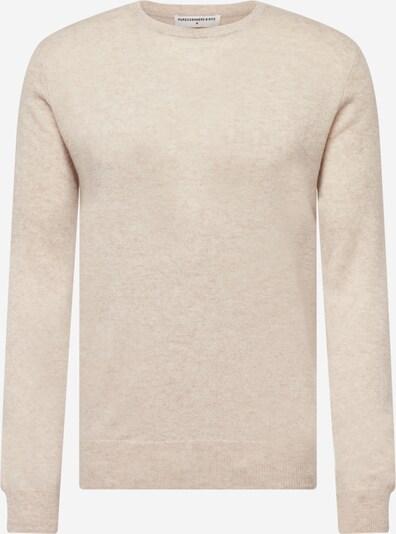 Pure Cashmere NYC Džemperis, krāsa - bēšs, Preces skats