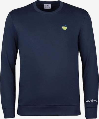 BIDI BADU Langarmshirt 'Tipsy Lad' in dunkelblau, Produktansicht