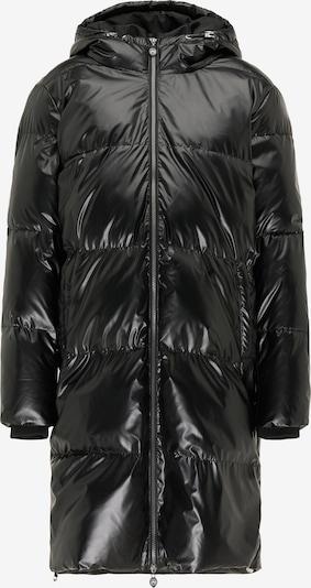 myMo ROCKS Wintermantel in de kleur Zwart, Productweergave