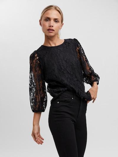 VERO MODA Blouse 'Bon' in Black, View model