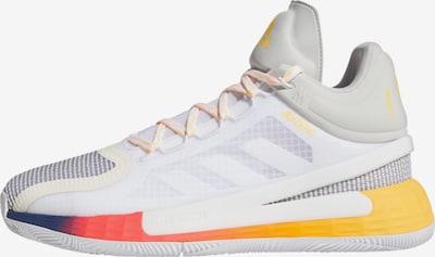 Sportiniai batai iš ADIDAS PERFORMANCE , spalva - mėlyna / geltona / pilka / raudona / balta, Prekių apžvalga