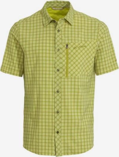 VAUDE Hemd in limette, Produktansicht