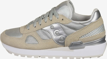 saucony Sneakers in Silver