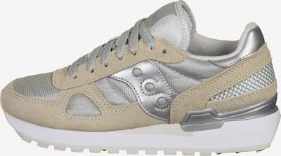 saucony Sneaker in beige / silber, Produktansicht