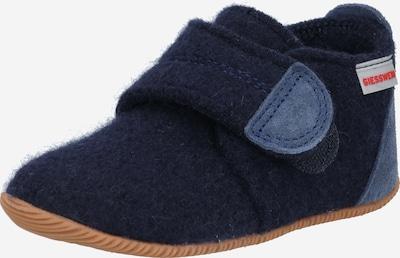 GIESSWEIN Pantofle - enciánová modrá, Produkt