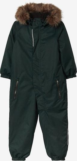 NAME IT Functioneel pak 'Snow10' in de kleur Donkergroen, Productweergave