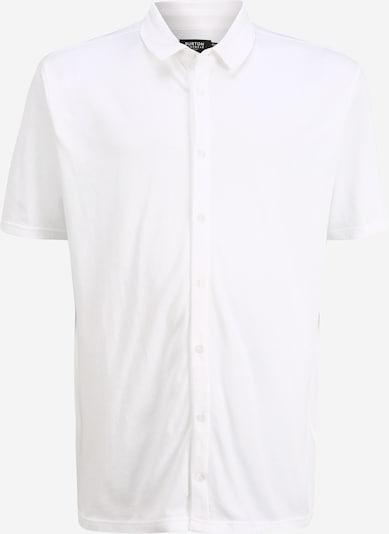 BURTON MENSWEAR LONDON (Big & Tall) Overhemd in de kleur Wit, Productweergave