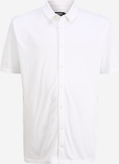 BURTON MENSWEAR LONDON (Big & Tall) Hemd in weiß, Produktansicht