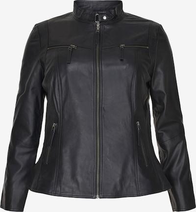 NO.1 by OX Jacke in schwarz, Produktansicht