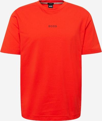 BOSS Casual Shirt 'Chup' en dunkelorange, Vue avec produit