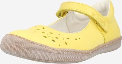 PRIMIGI Ballerines en jaune, Vue avec produit