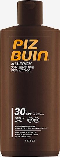 Piz Buin Sunscreen in Brown, Item view