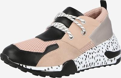 Sneaker low 'CHUNK' Madden Girl pe roz pudră / negru, Vizualizare produs