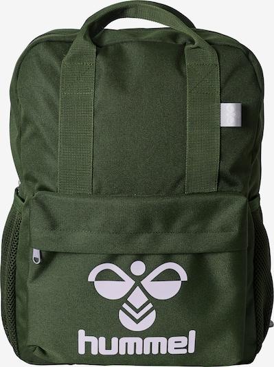 Hummel Rucksack in grün, Produktansicht