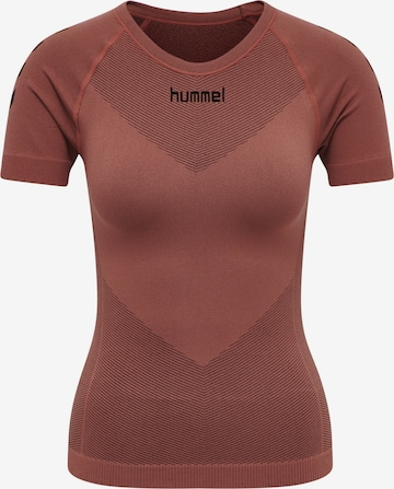 Hummel T-Shirt in Rot