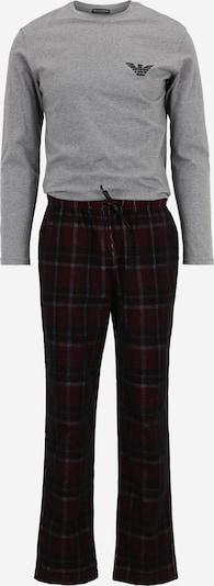 Emporio Armani Pyjama lang in de kleur Gemengde kleuren, Productweergave