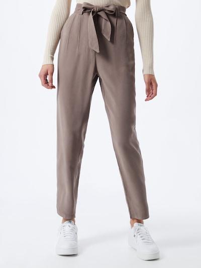 JACQUELINE de YONG Hose in braun, Modelansicht