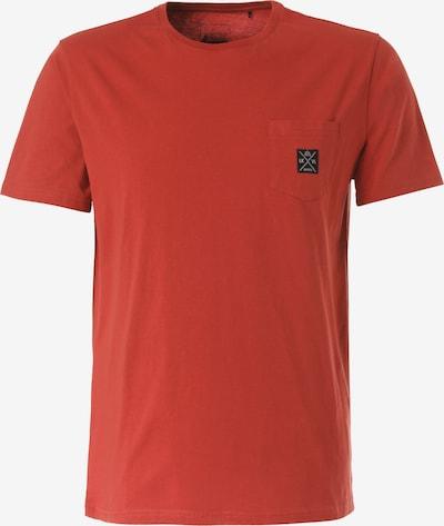 Lakeville Mountain T-Shirt 'Matopo' in dunkelorange, Produktansicht