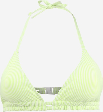 balts ETAM Bikini augšdaļa 'Happier'