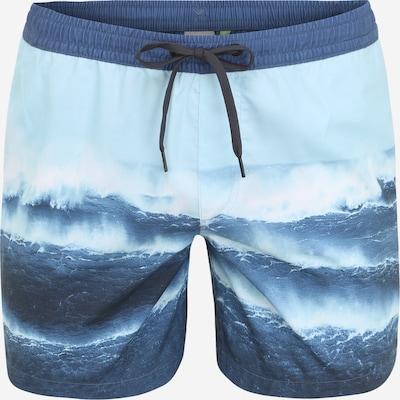QUIKSILVER Plavecké šortky 'JETLAG VOLLEY 15' - modrá / námořnická modř, Produkt