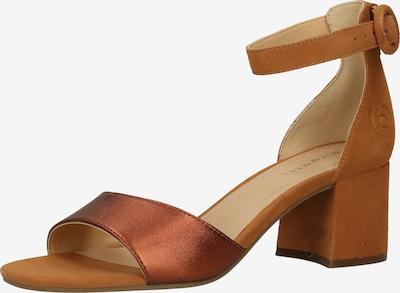 bugatti Sandalen in braun, Produktansicht
