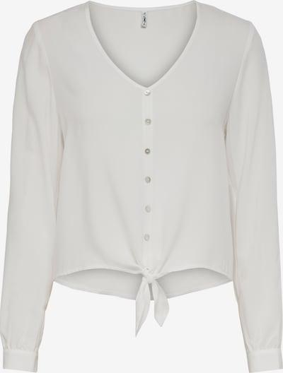 ONLY Bluse 'Nina' in weiß, Produktansicht
