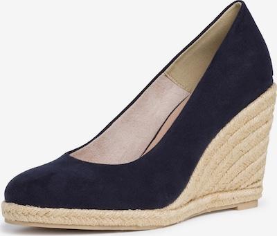 TAMARIS Cipele s potpeticom u mornarsko plava, Pregled proizvoda