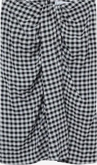 VIOLETA by Mango Rock 'Shari' in schwarz / weißmeliert, Produktansicht