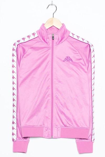 KAPPA Sportjacke in L in rosa, Produktansicht