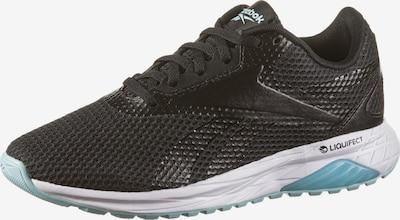 REEBOK Sportschoen 'Liquifect 90' in de kleur Lichtblauw / Zwart, Productweergave