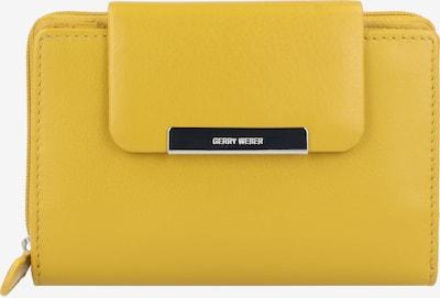 GERRY WEBER Geldbörse 'Vigo' Leder 15 cm in gelb, Produktansicht