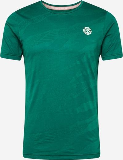 BIDI BADU Koszulka funkcyjna 'Ikem' w kolorze ciemnozielonym, Podgląd produktu
