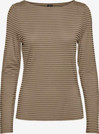 VERO MODA Shirt in braun, Produktansicht
