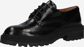 Chaussure à lacets Billi Bi en noir