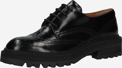 Billi Bi Schnürschuh in schwarz, Produktansicht