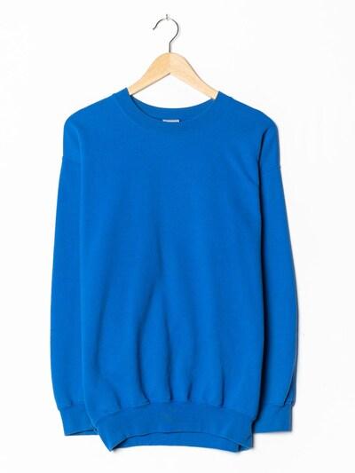 Gildan Sweatshirt in M/L in blau, Produktansicht