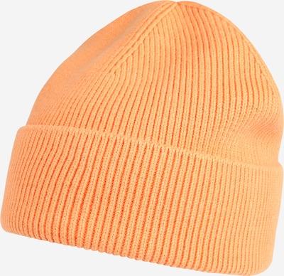 WEEKDAY Bonnet 'Stay' en abricot, Vue avec produit
