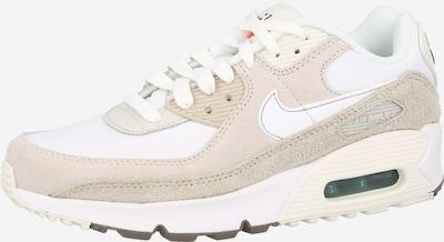 Nike Sportswear Sneaker in nude / hellbeige / weiß, Produktansicht