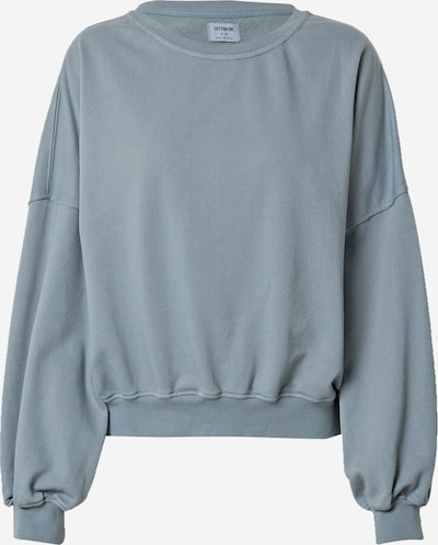 Cotton On Sweatshirt 'Cleo' in rauchblau, Produktansicht